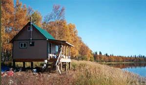 Alaska Homesteads  Alaska Land Homes Cabins Lodges
