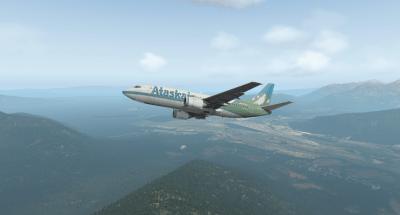 Leaving Alaska