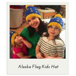 Alaska Flag Kids Hat