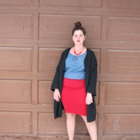 DIY Cassie Skirt - a LuLaRoe sewing hack