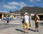 Plaza of Santa Ana del Valle