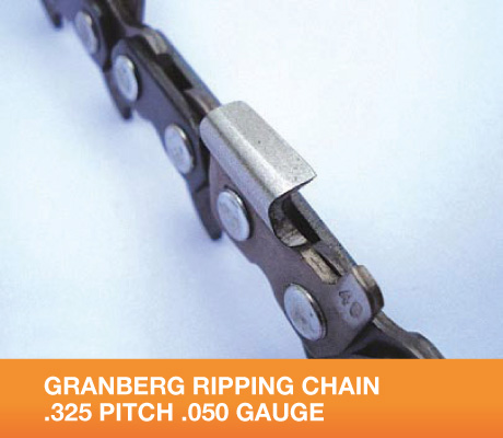 Chainsaw Ripping Chain
