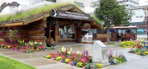 anchorage visitor center