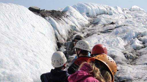 Matanuska glacier hike alaska