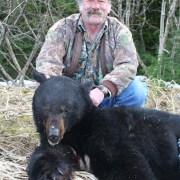 Beware trichinosis in bear meat