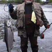Fishing's trickle before the flood