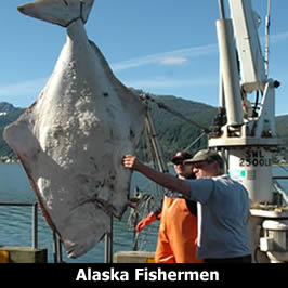 Dutch Harbor, Alaska remains the top U.S. fishing port in the United States with 911.3 million pounds of fish and shellfish in 2006.