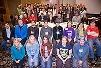 young fishermen's summit participants
