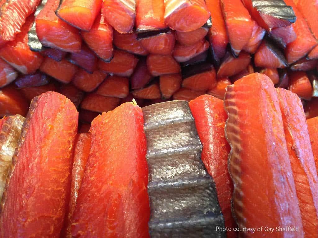 Smoked Seafood
