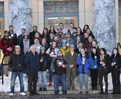AYFS 2020 participants in Juneau