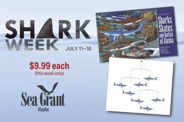 Shark week promotion