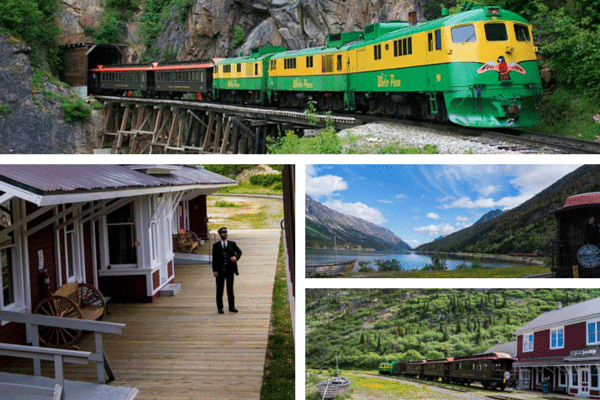 5, Skagway White Pass train with Alaska Shore Tours