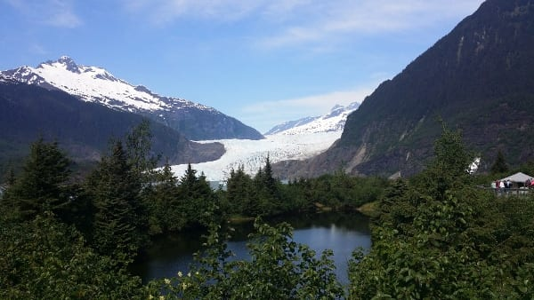 mendenhall, things to do in Juneau with Alaska Shore Tours