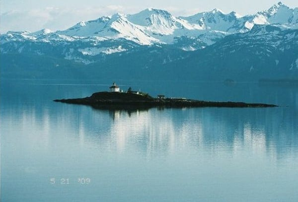 guard-island, Alaska land excursions with Ketchikan Shore Tours