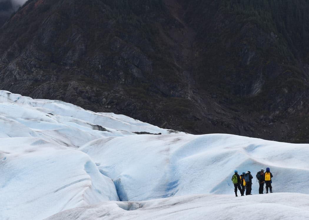 Mendenhall Glacier Trek