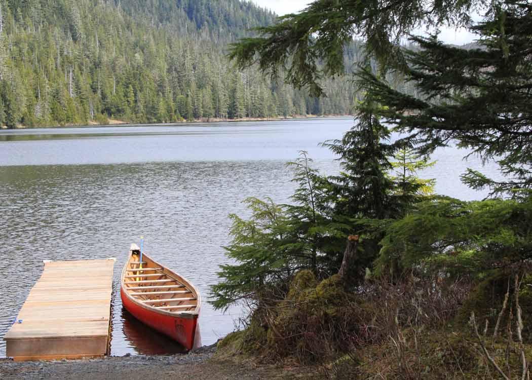 Backcountry Jeep and Canoe Safari Alaska Shore Excursions
