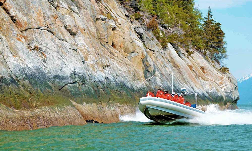Ocean Raft Adventure