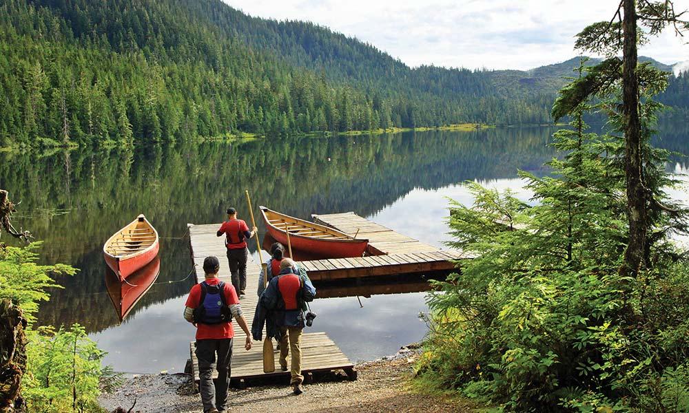 Backcountry Jeep and Canoe Safari