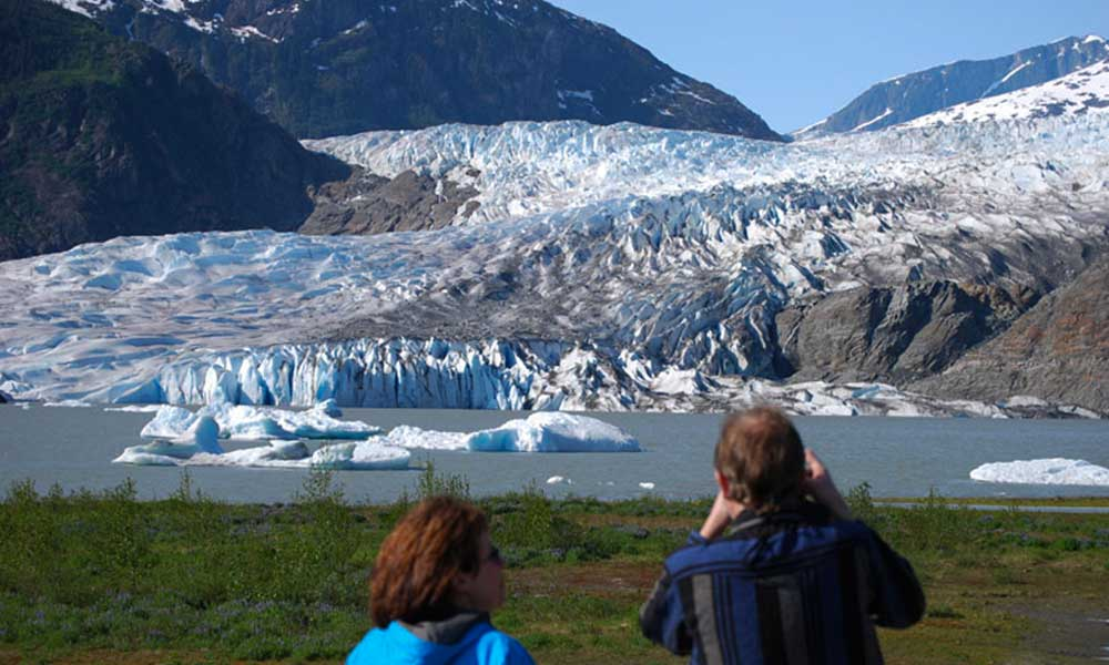 Juneau City and Glacier Tour