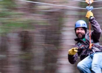 Grizzly Falls Ziplining Expedition with Alaska Shore Tours