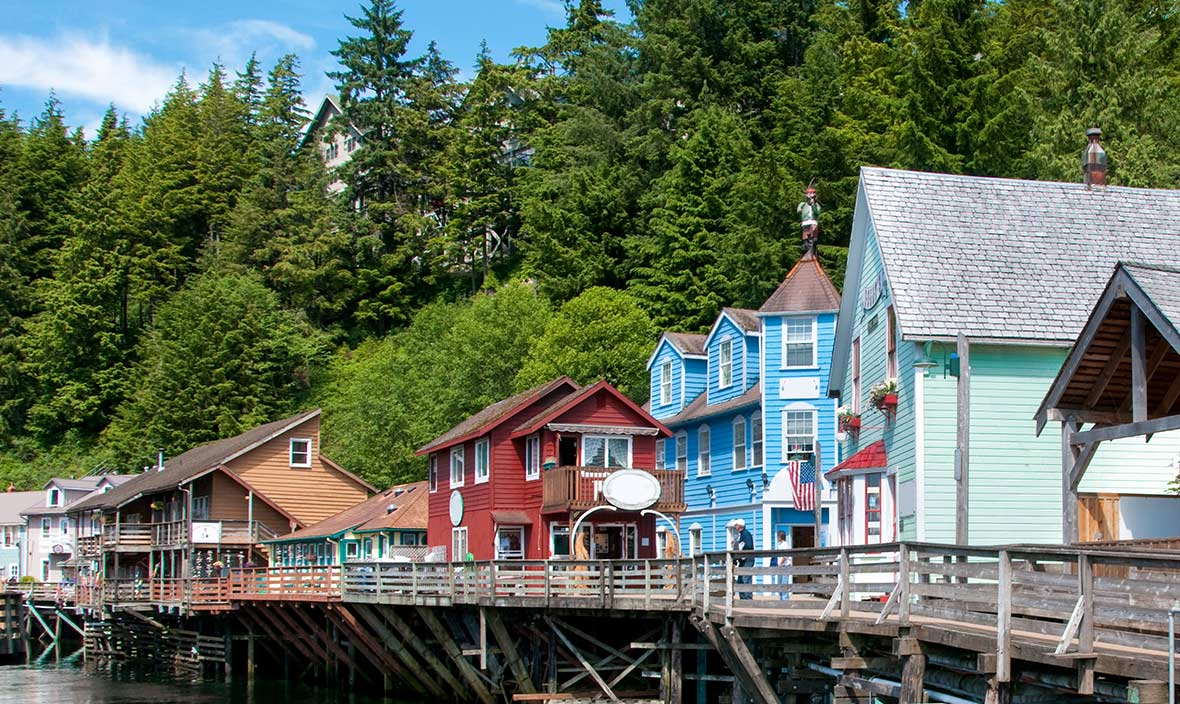Alaska land excursions with Ketchikan Shore Tours