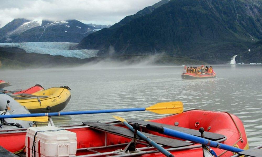 Mendenhall Glacier Rafting Tour