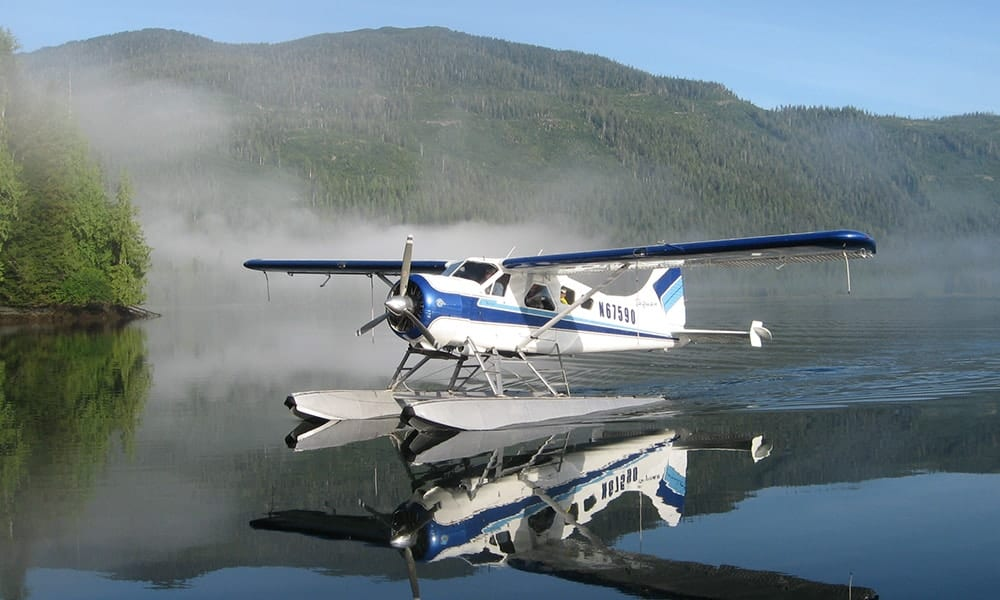 Misty Fjords Flightseeing