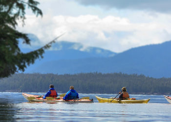 Orcas Cove Sea Kayaking with Alaska Shore Tours