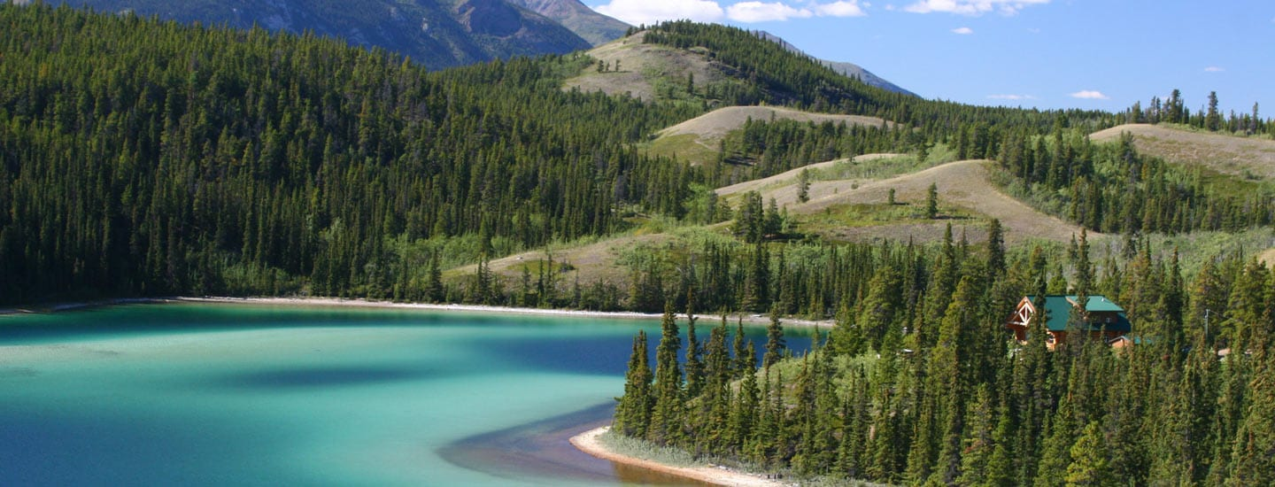 Private Emerald Lake Tour with Alaska Shore Tours