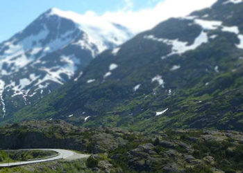 White Pass Summit and City Tour with Alaska Shore Tours