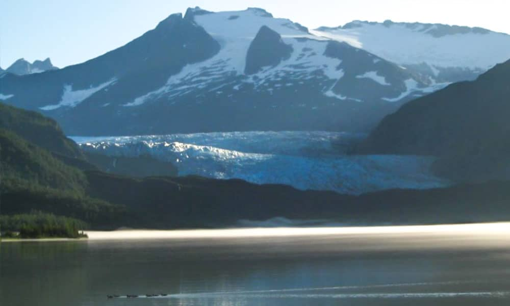 Mendenhall Glacier Kayak