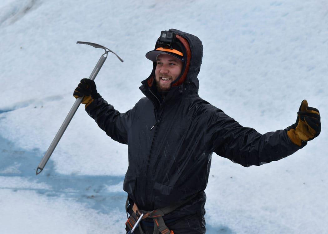 Private Mendenhall Glacier Trek