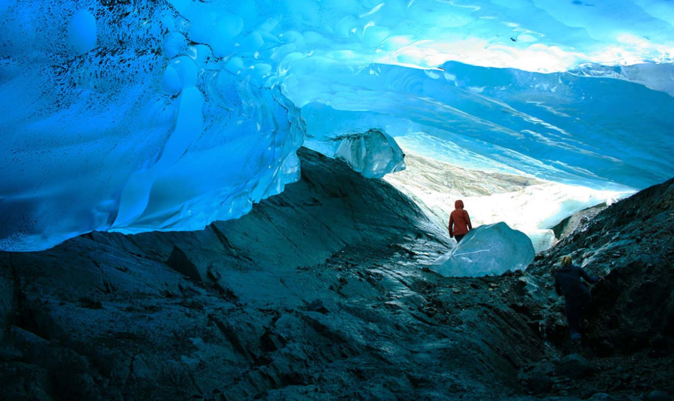 Mendenhall Ice Caves with Alaska Shore Tours