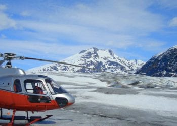Skagway Glacier Discovery Helicopter Tour with Alaska Shore Tours