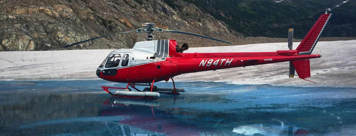 Glacier Discovery Helicopter Tour with Alaska Shore Tours