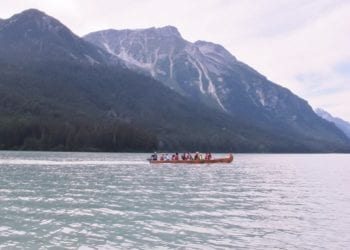 Chilkoot Canoe Wildlife Safari with Alaska Shore Tours