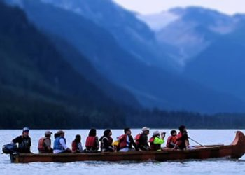 Chilkoot Canoe and Wildlife Safari with Alaska Shore Tours