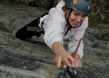 Rockclimbing, Rappelling, and Ziplining with Alaska Shore Tours