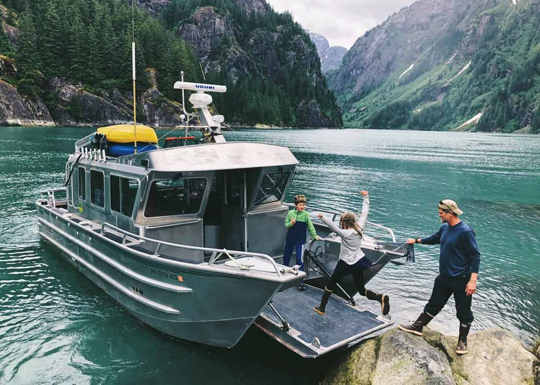 Private Whale Watching Tour with Alaska Shore Tours