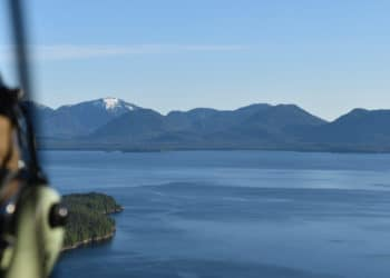 Ketchikan Combo Helicopter Tour with Alaska Shore Tours