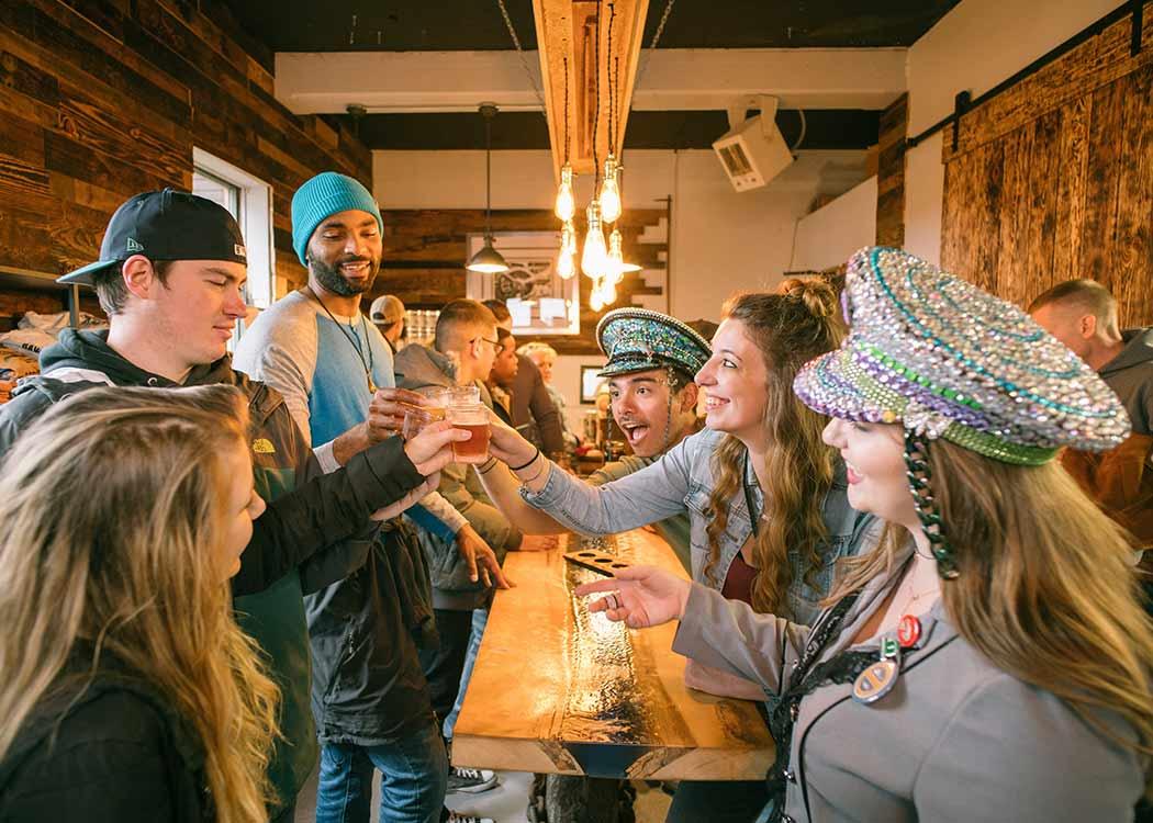 Ketchikan Pub Crawl with Alaska Shore Tours