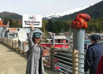 Ketchikan Pub Crawl with Alaska Shore Tours