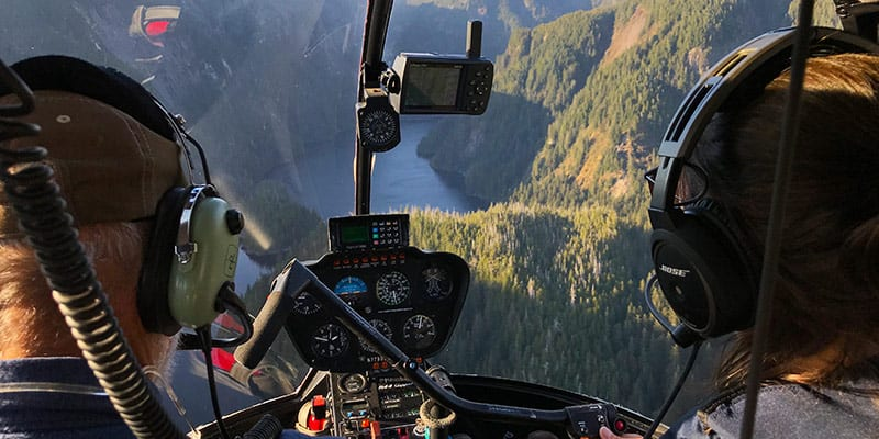 Ketchikan Combo Helicopter Tour: Top 9 Alaska Excursions