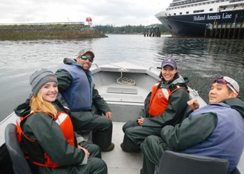 Alaska Fishing & Wilderness Dining with Alaska Shore Tours