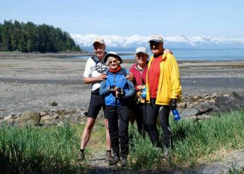 Haines Bike Hike & Brew with Alaska Shore Tours