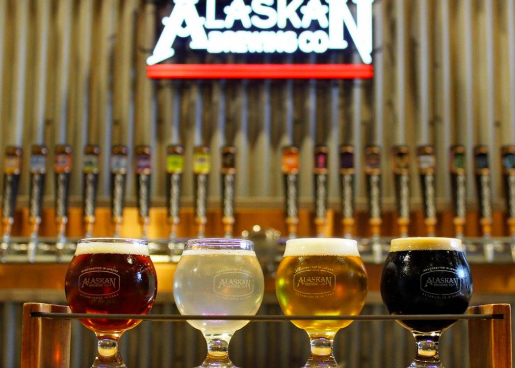 Ales & Whales with Alaska Shore Tours