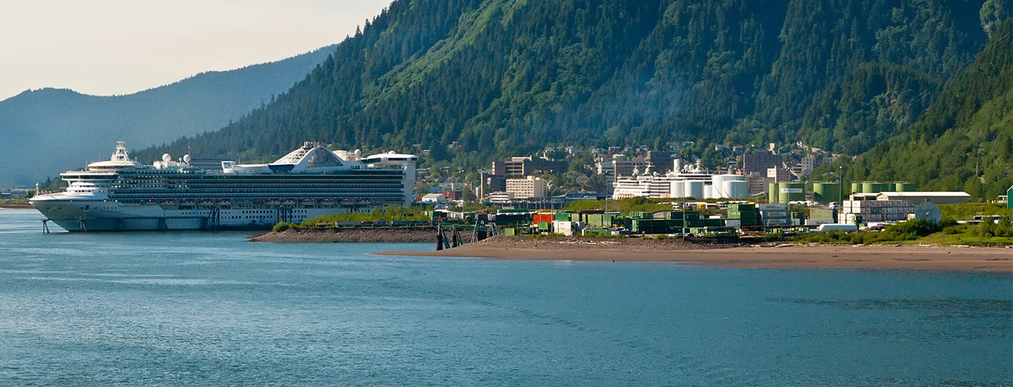 Juneau Highlights Land Tour with Alaska Shore Tours