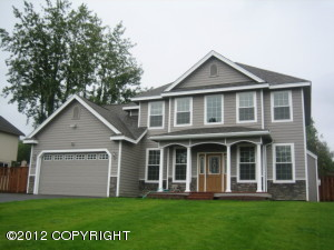 17132 Hideaway Ridge Drive Eagle River AK