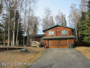9617 St George Circle in Eagle River AK