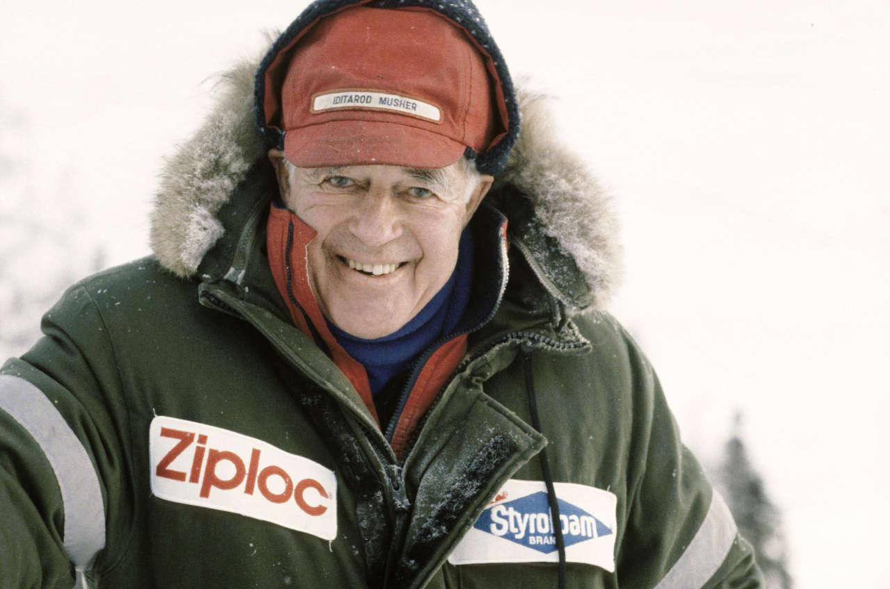 Norman Vaughan  Alaska Sports Hall Of Fame